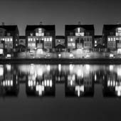Four Houses at Surrey Quays Docks