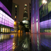 The Shard - Wet Reflections