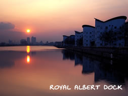 Royal Albert Dock
